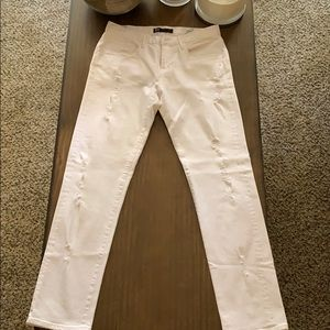3x1 NYC - White Jeans